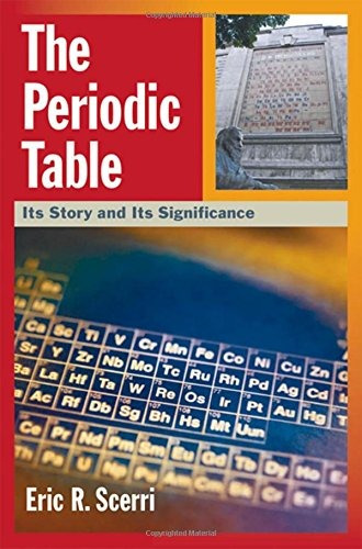 libro the periodic table: its story and its significance