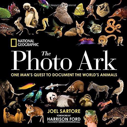 libro the photo ark: one man's quest to document the world