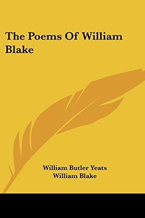 Libro The Poems Of William Blake
