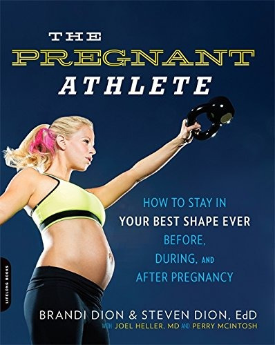libro the pregnant athlete: how to stay in your best shape