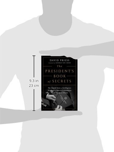 libro the president's book of secrets: the untold story of