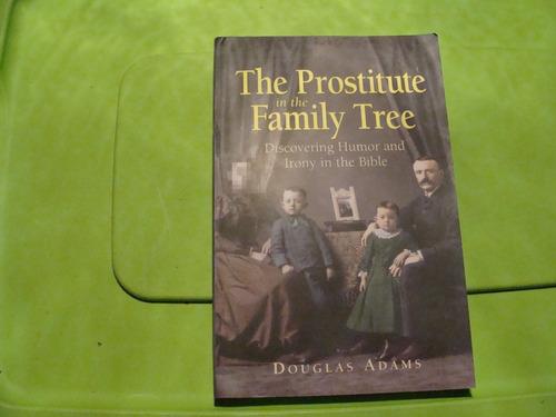 libro the prostitute in the family tree , douglas adams  , 1