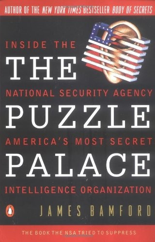 libro the puzzle palace: a report on america's most secret
