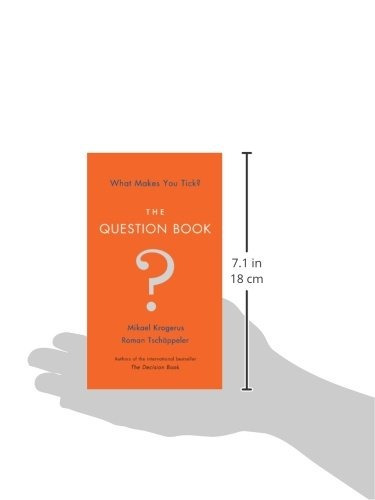 libro the question book: what makes you tick? - nuevo