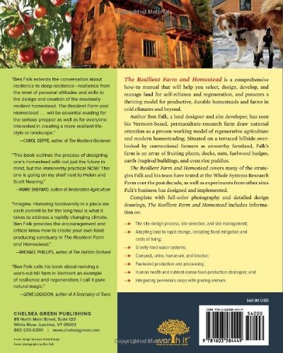libro the resilient farm and homestead: an innovative permac