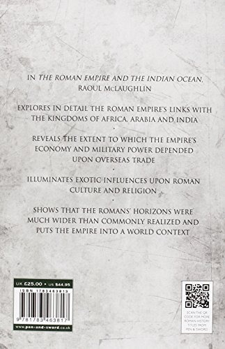 libro the roman empire and the indian ocean: the ancient w