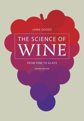 libro the science of wine: from vine to glass - nuevo