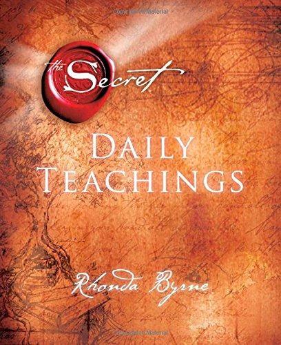 libro the secret daily teachings - nuevo b