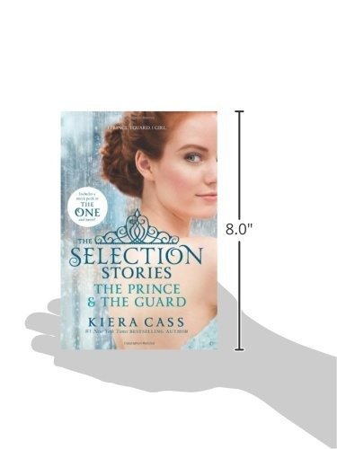 libro the selection stories: the prince & the guard - nuevo