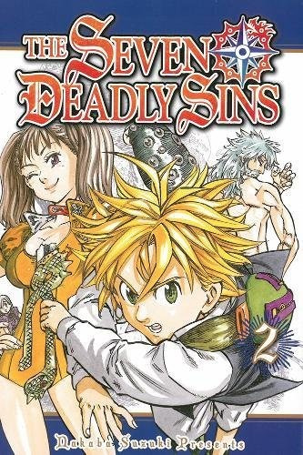 libro the seven deadly sins 2 - nuevo