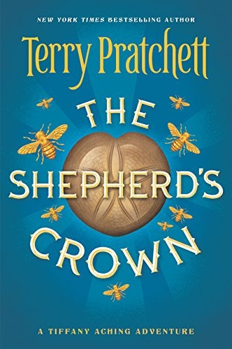 libro the shepherd's crown - nuevo e