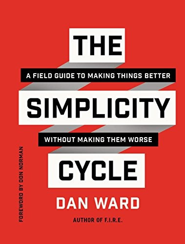 libro the simplicity cycle: a field guide to making things