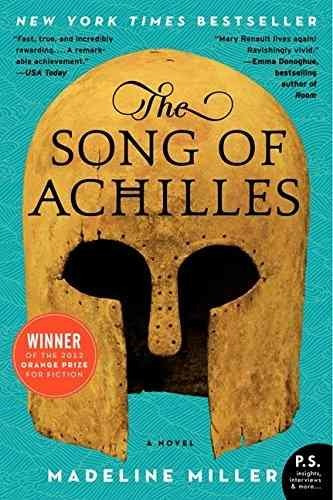 libro the song of achilles - nuevo