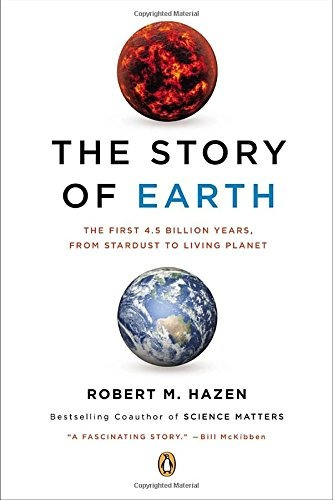 libro the story of earth: the first 4.5 billion years, fro -
