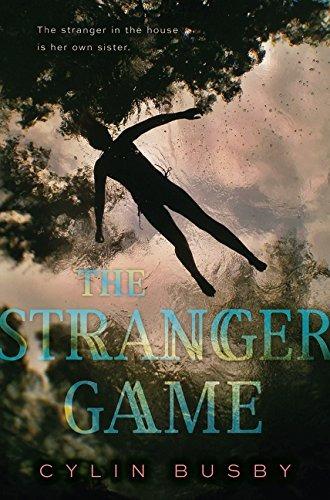 libro the stranger game - nuevo