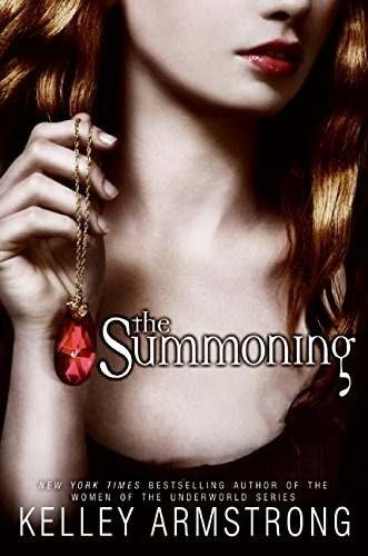 libro the summoning - nuevo