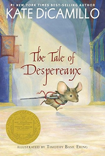 libro the tale of despereaux: being the story of a mouse,