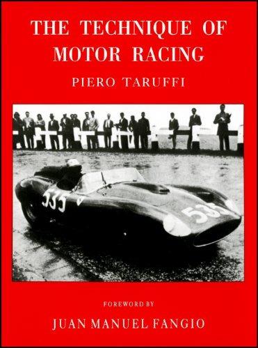 libro the technique of motor racing - nuevo