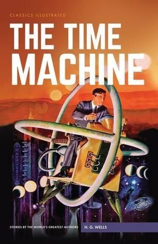 libro the time machine - nuevo c