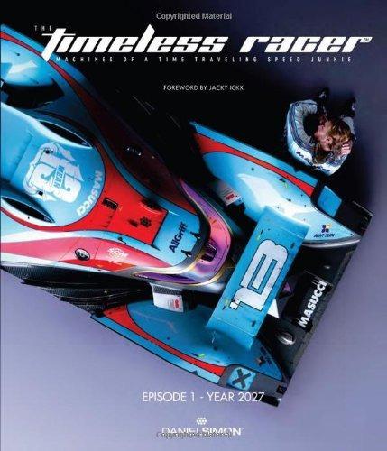 libro the timeless racer: episode 1 - 2027 - nuevo