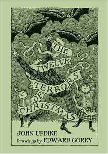 libro the twelve terrors of christmas - nuevo