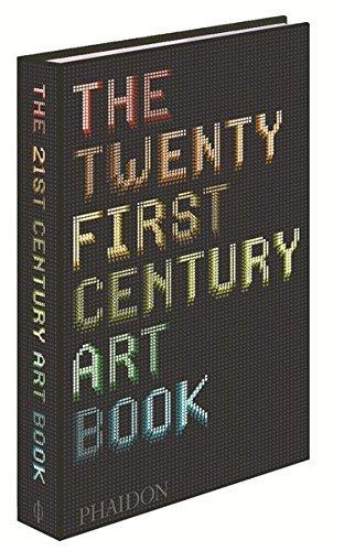 libro the twenty first century art book - nuevo