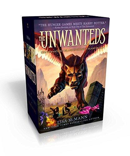 libro the unwanteds: the unwanteds / island of silence / isl