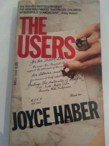 libro the users / joyce haber (libro en inglés)