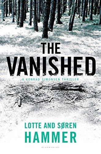 libro the vanished - nuevo