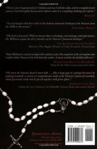 libro the vatican exposed: money, murder, and the mafia