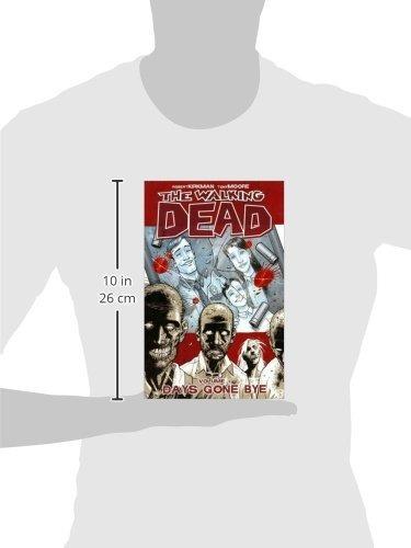 libro the walking dead volume 1: days gone bye - nuevo