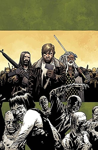 libro the walking dead volume 19: march to war - nuevo