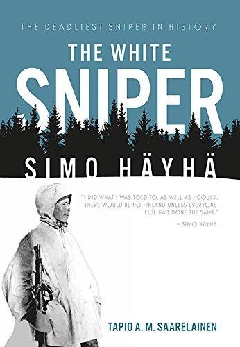 libro the white sniper: simo hayha - nuevo