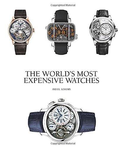 libro the world's most expensive watches - nuevo