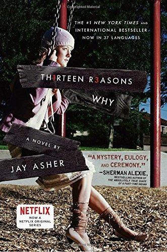 libro thirteen reasons why - nuevo
