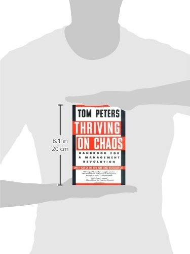 libro thriving on chaos: handbook for a management revolut