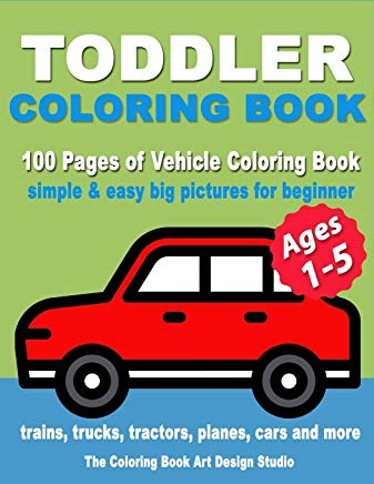 470 Coloring Books Toddlers Free Images