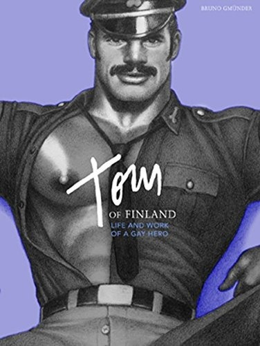libro tom of finland life and work of a gay hero - nuevo