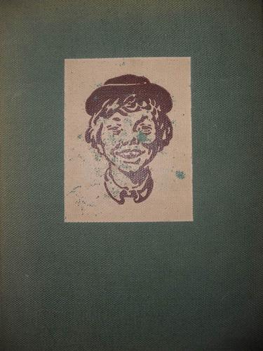 libro / tom sawyer  ( en inglés ). ( años 50s )
