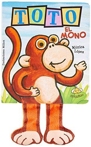 libro toto el mono - nuevo