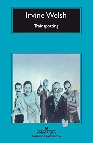 libro trainspotting - nuevo