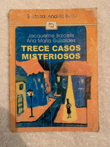 libro trece casos misteriosos lectura complementaria