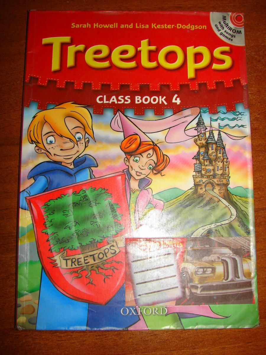 Treetops Class Book 4
