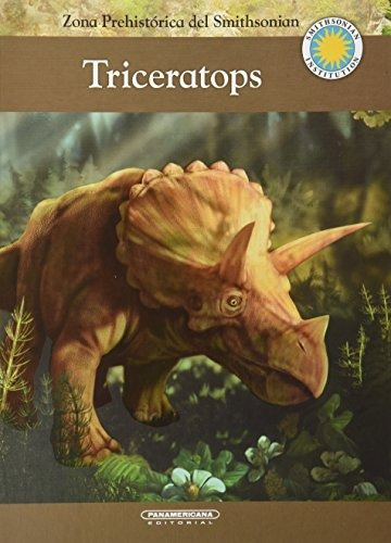 libro triceratops - nuevo