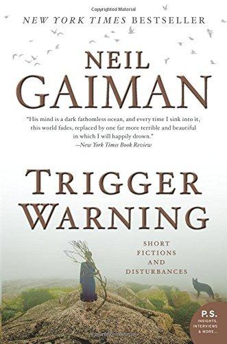 libro trigger warning: short fictions and disturbances