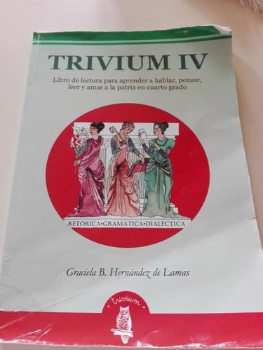 libro trivium iv