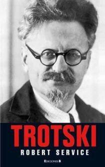 libro trotski una  biografía- robert service