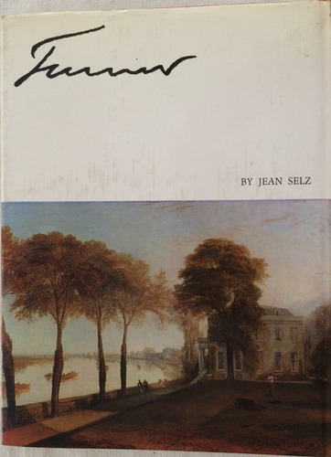 libro turner, pintor ingles