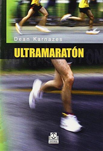 libro ultramaraton - nuevo