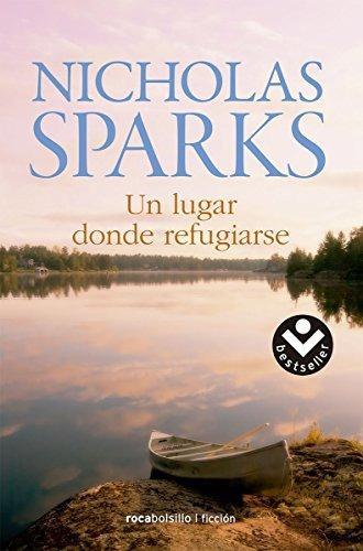 libro un lugar donde refugiarse - nuevo